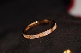 Anelli di diamante in argento sterling 925 per donne fidanzamento gioielli da sposa coppie amante regalo in Offerta