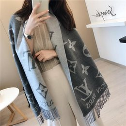 Wholesale star show resale online - The stars of the fall Winter scarf show created a particularly soft chunky scarf