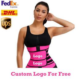 Бесплатные пользовательские логотипы мужчины женщины формируют талию тренер ремень корсет живот похудение похудение стр. Регулируемая талия опорный корпус формирований FY8084 на Распродаже