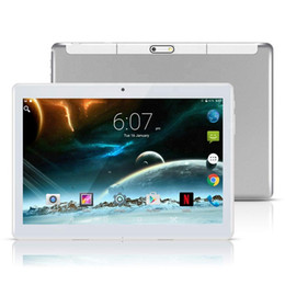 7 inch tablet pc UK - 2020 New original 10 Inch Android 7.0 Tablet Pc 1GB 32GB Tablets Quad Core 1280*800 IPS Mini Computer Tablet 7 8 9 10 inch Tablet 3G Phone