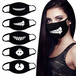 Discount air respirator mask Face Mouth Mask Unisex 20 Style Camouflage Mouth-muffle Unisex Respirator Stop Air Pollution Cartoon Lovely Cotton Mask