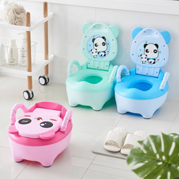 Wholesale Baby Potty Chair Multifunction Baby Toilet Car Potty Child Pot Training Girls Boy Potty Kids Chair Toilet Seat Children's Pot on Sale