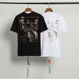 Wholesale tshirts for mens online – design 2020 Mens Designer T Shirt Summer Tops Casual tshirts for Men Women Short Sleeve Shirt Brand Clothing Letter Pattern Pri