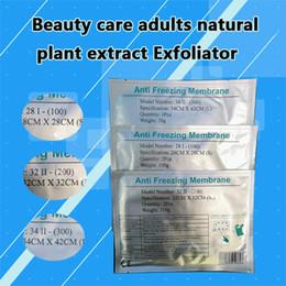 Anti Freeze Membranes Cryolipolysis Fat Freezing Machine Cool Sculpting Fat Freeze Machine Membrane Pad For Zeltiq on Sale