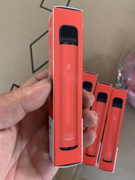 Toptan satış Yerel Tek Pod Kartuşları 550mAh Pil 3.2ml Ön Dolgulu atılabilir vape Kapsüller e Sigara Taşınabilir buharlaştırıcılar Cihazı Buhar