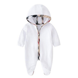 High Quality 2021 Spring Autumn Baby Rompers Baby Boy Clothes New Romper 100% Cotton Newborn Baby Girls Kids Designer lovely Infant Jumpsuit