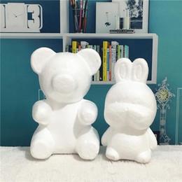 Couleur Blanche moi Joyeux Anniversaire T-shirt Ours En Peluche V/êtements pour fabriquez votre ours 15-16 pouces 40cm