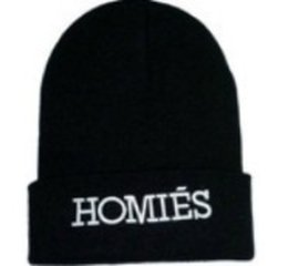 ingrosso homies-OATW CDC Wool Knitting Homies Cold Hip Hop Hat NZV