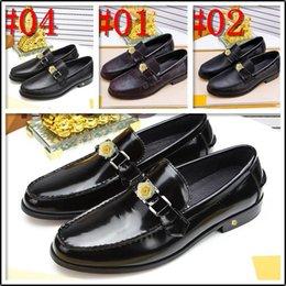 C6 Classic Business Men's Dress Shoes Fashion Elegant Formal Wedding Shoes Men Slip on Office Oxford Shoes for Men New 11