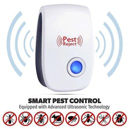 anti mouse pest Australia - Mini Fan Electronic Anti Anti Mosquito Repellen Ultrasound Mouse Cockroach Repeller Device Control Household Pest
