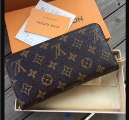 Wholesale american standard resale online - Highest Quality Fashion Luxurys New Evening Bag Long Purse Embossed Classic Clutch Wallet Designers Wallet Ms Belt Bag With Box Dust bag