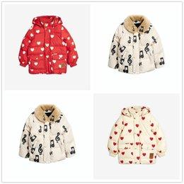 Wholesale pre coat resale online - Pre sale Autumn and Winter New MR Children s Jacket Toddler Girl Winter Coat Kids Cotton Coat