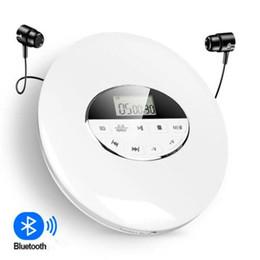 Wholesale Player Walkman Cd Portable Discman Cdplayer Hifi Automotivo Music Hi Fi Bluetooth Disc Single Minidisc