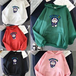 Wholesale korean sleeveless hoodie for sale - Group buy 6GgdQ New Spring and fleece lined sweater women s hooded Korean style top SweaterHoodie sweaterstudent hoodie Top thickened spring loose