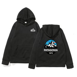 Wholesale patagonia pullover for sale – custom 2020 Hot Hot Brand Fashion Sweatshirt Mens Patagonia Hoodies Designer Hooded Mountain Long Sleeved Sweatshirts