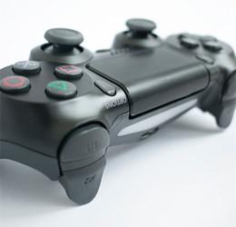 Ingrosso Camouflage 4colors controller PS4 PS4 senza fili del gioco di Bluetooth Gamepad SHOCK4 controller PlayStation per il pacchetto con la scatola al minuto