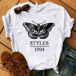 harry styles shirts UK - Harry Styles T Shirt Women Summer Fashion Tops Tshirts Korean style Short Sleeve Round Nack T Shirt Top Tee Casual Ladies Tshirt