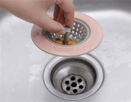 Cozinha Tanque de Água Esgoto Fileira Casa Suprimentos Delicadeiras Tela de Filtro de Bacia Anti Anti Cloging Drenagem Capa Multicolor 1 6ZB J2 em Promoção
