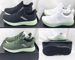 y3 shoes mesh Australia - 2019 Futurecraft Alphaedge 4D Asw Y-3 Runner Y3 running Shoes Mens Outdoor sports Shoe size39~46With Box