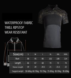 Wholesale tactical shirts for sale – dress Men s Airsoft Tactical Shirts Camping Polo Shirts Men Slim Fit Quick Dry T Shirts Russian Us Army Hunting Tee Shirt Crop Top sqcoda