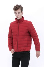 double pocket coat for men 2021 - men s designers winter coat Down Jacket for Men New 90 White Duck Down Double Layer Seamless Stand Collar Large men s clothing