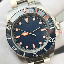 Mens assistir novo movimento automático preto luxo relógios de aço inoxidável homens 2813 mecanicamente designer relógios moda homens relógios de pulso btime em Promoção