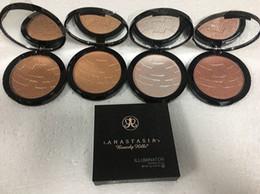 2020 Nuevo Maquillaje Iluminador 4 Color Resaltador Surligneur Resaltador Envío gratis en venta