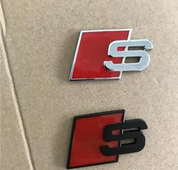 Genuine New AUDI BOOT BADGE Rear Rings Emblem For A7 4G 2010-2017 TDI Quattro
