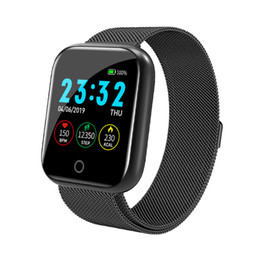 Wholesale smart watch phone resale online - Newest I5 Smart Watch Men Women Waterproof Smart Watch Bluetooth Smartwatch For Apple IPhone Xiaomi Heart Rate Monitor Fitness Tracker