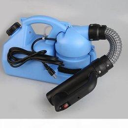 venda por atacado 110V 220V 7L elétrica ULV Fria Fogger Inseticida Atomizador Ultra Baixa Capacidade Desinfecção pulverizador Mosquito assassino Pest Control IIA435