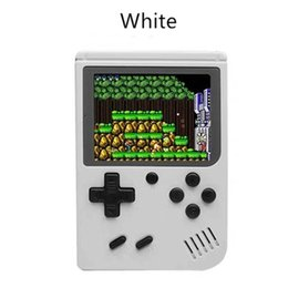 Wholesale games on consoles for sale – custom Mini Retro Handheld Games Console For Kids Adults Bit Games Screen Video With AV Cable Play On TV