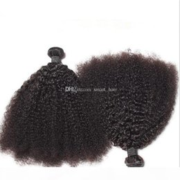 curly weave for black women 2021 - Hot Selling Mongolian 9A Afro Kinky Curly Human Hair Bundles Unprocessed Kinky Curly Hair Weaves 3 Bundles Lot For Black
