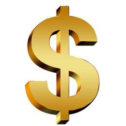 Großhandel Make-up-Preis - ein Dollar, der für die Produktanpassung verwendet wird und zusätzliche Zahlung benötigt, um den Unterschied auszugleichen.