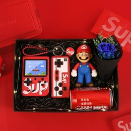 Valentine's Day boy birthday gift playstation Decompression surprise 400 in1 hand-held gaming device Childhood memories with Gift Box