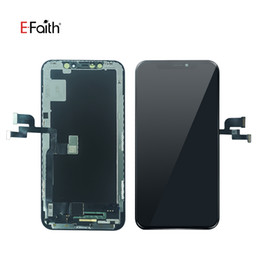 EFAITH США Складское качество ЖК-дисплей Сенсорный Digitizer Кадрая сборка Ремонт для iPhone 6S 6S PLUS 7 7 PLUS X XS XSMAX XR 11 на Распродаже