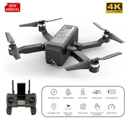 ICAMERA2 RC Drone GPS 4K HD Dual Camera Professional Aerial Photography WIFI FPV Foldable Quadcopter Height Hold Toys on Sale