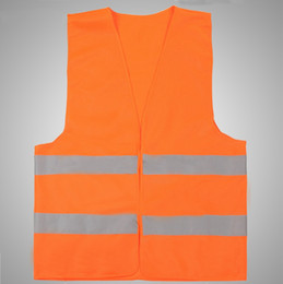 Wholesale worker clothes online – oversize Safety Vest Colors High Visibility Reflective Stripe Traffic Vests Construction Building Traffic Workers Reflective Clothing CCA12586