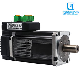 servo driver motor UK - JMC 400W Integrated Servo Motor & Driver 48VDC 3000RPM 1.27N.M with 1000 Line Encoder iHSV60-30-40-48