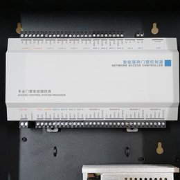 Wholesale Network Access Control Panel Board With Software Communication Protocol TCP IP Board Wiegand Reader for Door Use