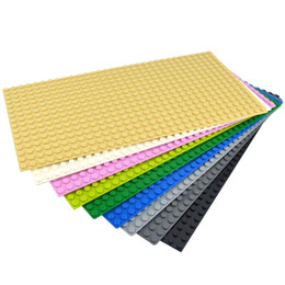 Route Base de briques de la rue Plaques classique Plaques Plaque blocs de construction Ville de construction 7280 7281 Compatible avec Lego yxlpFJ toptrimmer en Solde