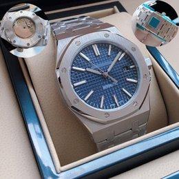 2021新しい古典的な最高品質の男性高級時計自動メカニック運動デザイナー腕時計卸売ホットステンレススチールモントルデラックス