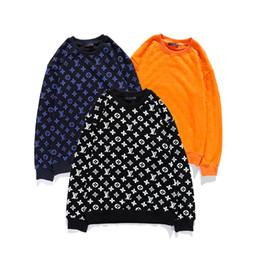 Wholesale off white men hoodie online – oversize Mens off Designers white Hoodie Sweatshirt Men Women Sweater Hoodie Long Sleeve Pullover Brand Hoodies Streetwear Fashion Sweatershirt