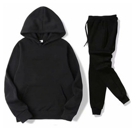 man designers clothes 2020 Designer Tracksuit Men Womens hoodies+pants Mens Sweatshirt Pullover Casual Tennis Sport Tracksuits Sweat Suits on Sale