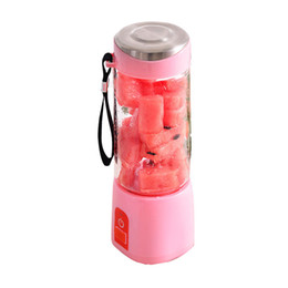 Convenient mini domestic juicer fresh Wireless freshly squeezed Electric juicer multi-function juicer small rechargeable juice cup