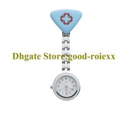 Wholesale Wholesale Nurse Watch Women's Pocket Watch Necklace Accessories Sweater Chain Ladies Hanging Watches Quartz Wristwatches AA00135