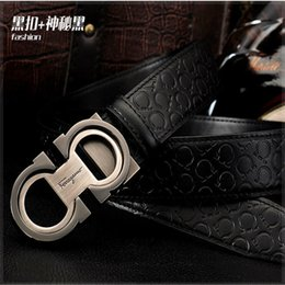 belts for men buckle belt male chastity belts top fashion mens leather belt wholesale free shipping f6ferragamo