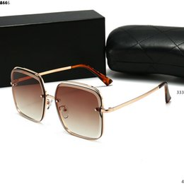 14 Mans Sun glasses 62mm New Womans Sunglasses Glass Lens Fashion Brand Designer sunglasses Unisex glasses with cases and boxs