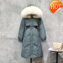 New Down 2020 Jacket Woman Hooded Parkas Korean Style Female Jacket Women's Clothing Fur Collar Coat Mujer Chaqueta WPY1017