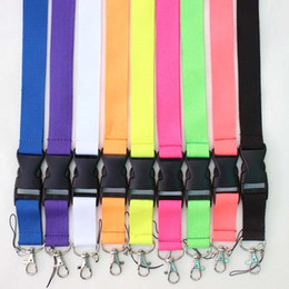 Wholesale lanyards for sale - Group buy Best brand Lanyards Multicolor Accessory Holder lanyards for Key Keyring straps
