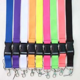 Wholesale Best brand Lanyards Multicolor Accessory Holder lanyards for Key Keyring straps